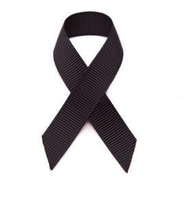 black ribbon II