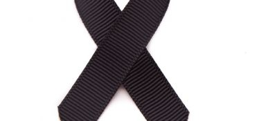 black ribbon II