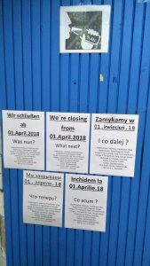9.napisy popolsku. od1 kwietnia zostaje tylko 300 z1000 miejsc noclegowych
